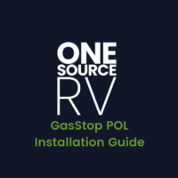 One Source RV GasStop POL Installation Guide